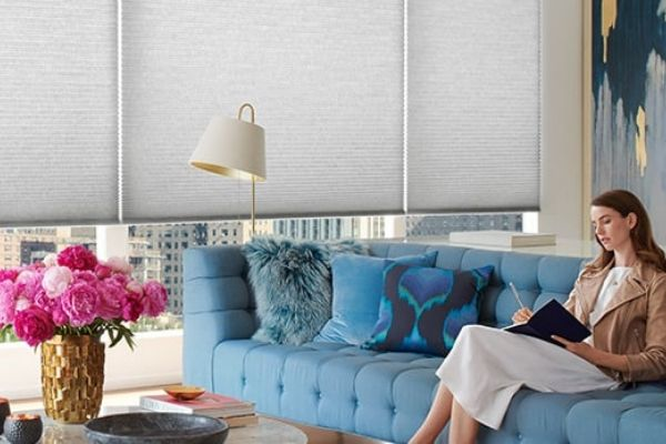 Cellular Honeycomb Shades Edmonton - Linh's Window Fashions