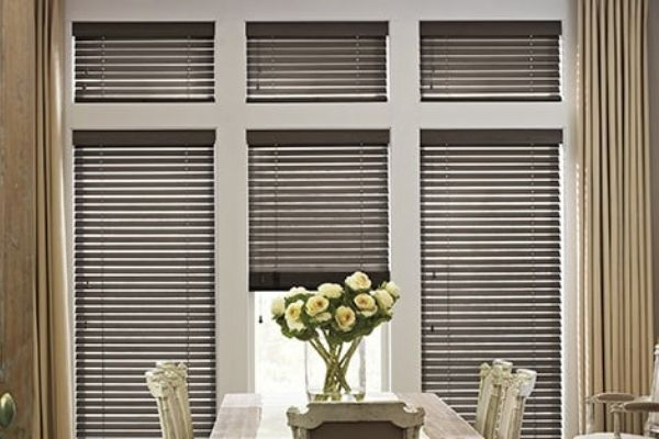 Wood Blinds Edmonton - Linh's Window Fashions