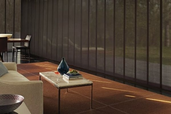 Vertical Blinds Edmonton - Linh's Window Fashions