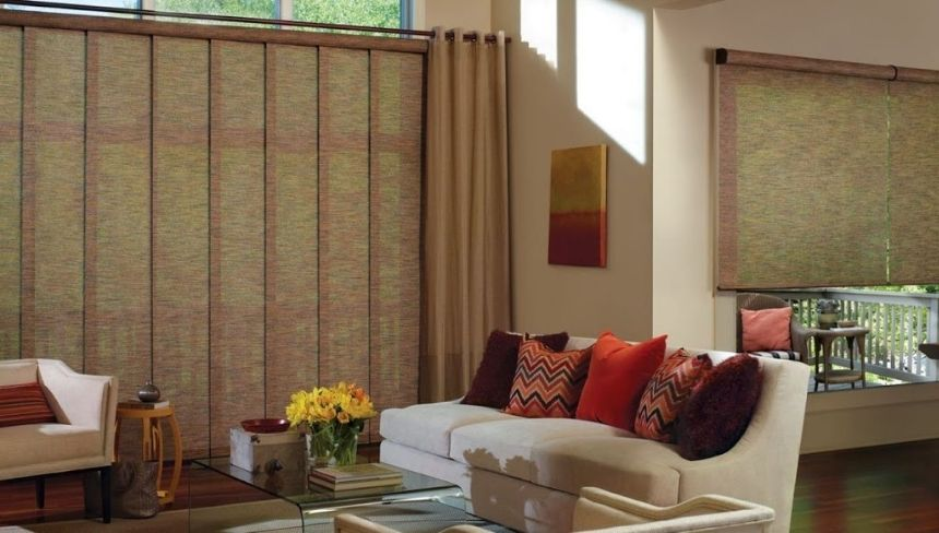 Best Blinds For Patio Doors - Linh's Window Fashions